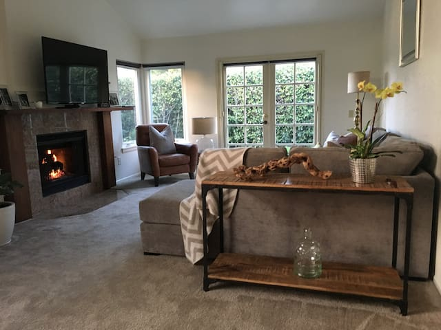 Private Room and Bath in Cozy, Stylish Home - Encinitas