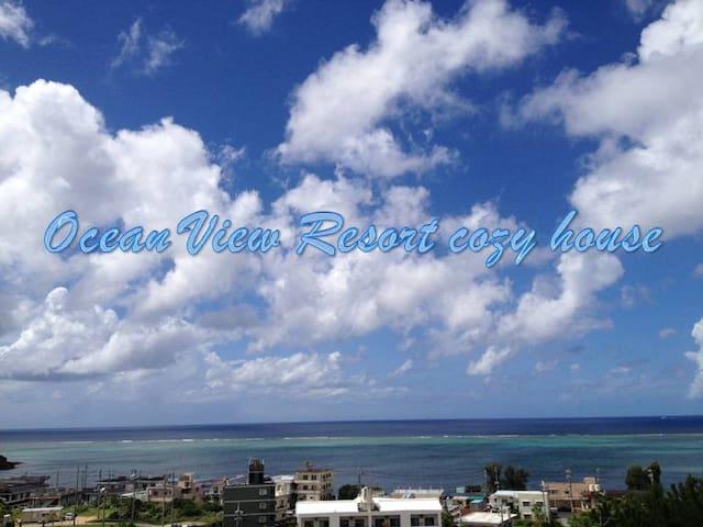 Sunset ocean view House !#206 - Kunigami-gun - Apartemen