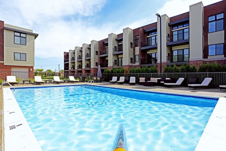 Brand new apartment in Southfield MI - Southfield - Daire