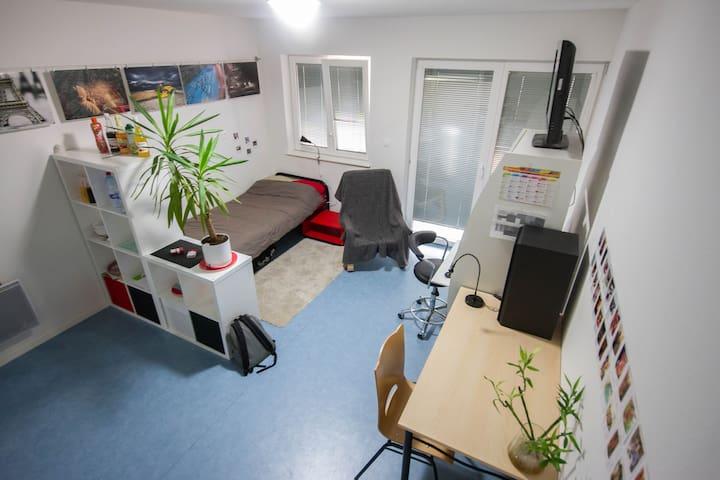 Appartement étudiant 30 m² - Port-sur-Saône - Appartement