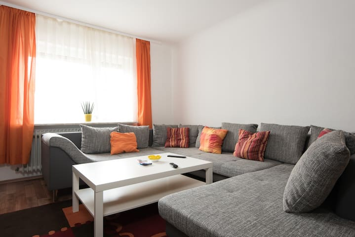 80m² near Heidelberg - Appartement - Eppelheim - Квартира