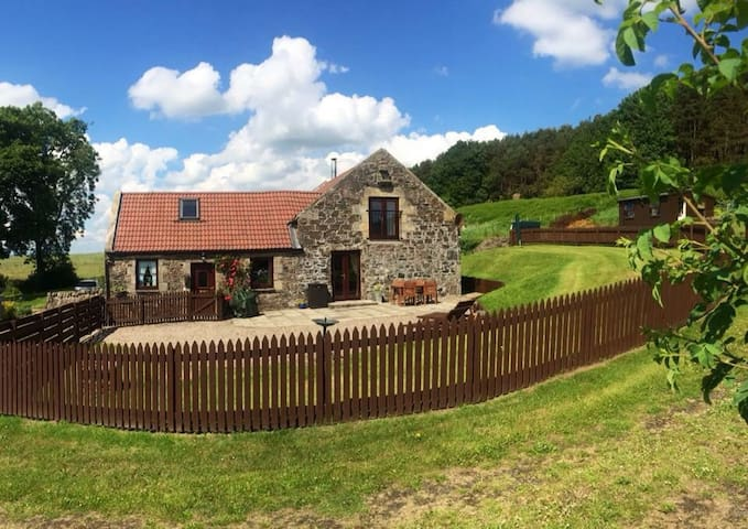 4* spacious countryside cottage near St. Andrews -  by St. Andrews - Hus