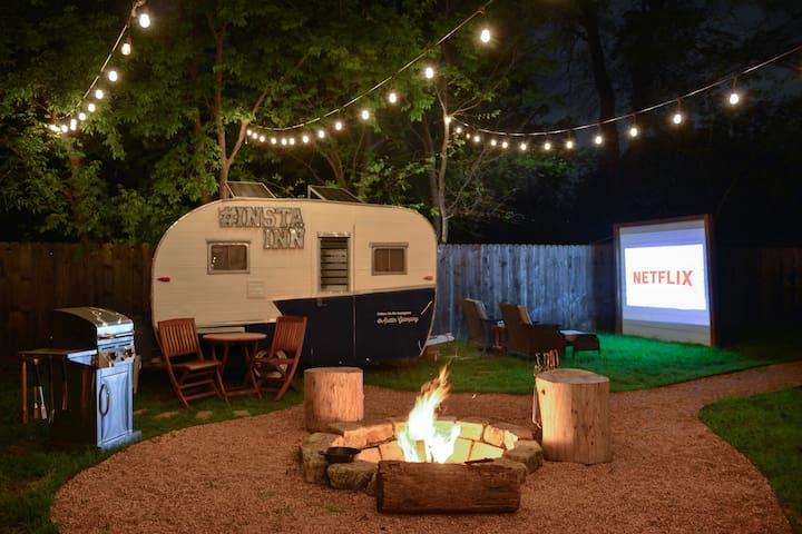 Experience Austin Glamping! - #InstaInn - Austin - Autre