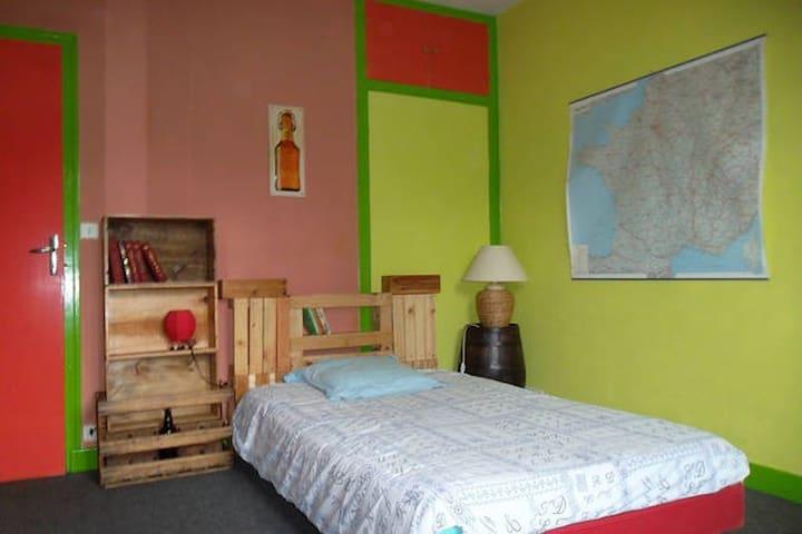 Chambre d'hôtes du Parc - Saint-Honoré-les-Bains - Huis