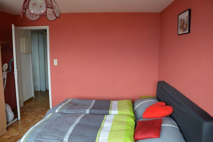 Belle chambre à Neuchâtel proche de la Gare - Neuchâtel