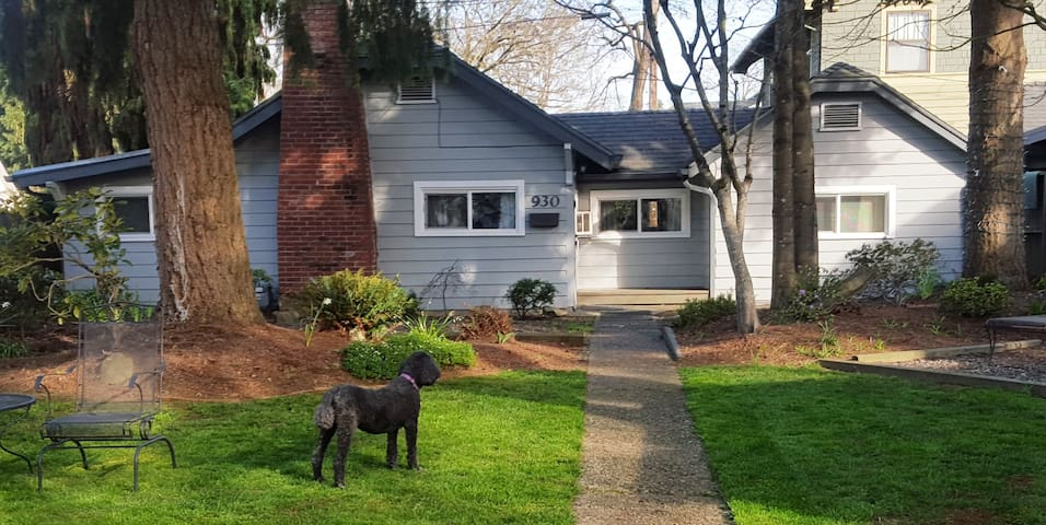 Charming Cottage in Downtown Salem - Сэлем - Дом