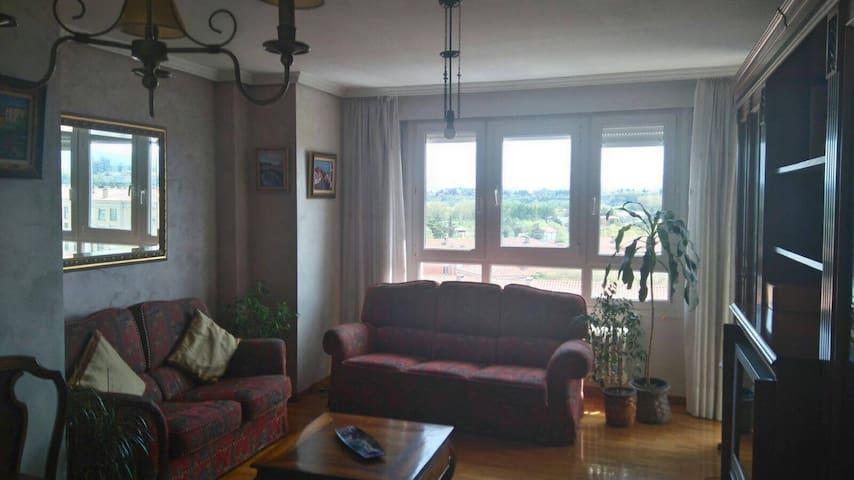 Agradables Habitaciones en Apartamento / Pamplona - Pamplona - Apto. en complejo residencial