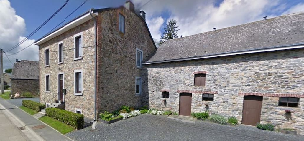 Typical house from Ardennes - Magerotte - 獨棟