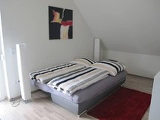 Modernes 1 Zi. Apartment für 1-2 Pers. - Rhodt unter Rietburg - Lägenhet