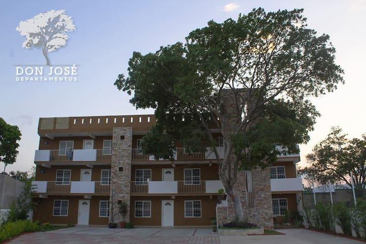 New appartment surrounded by nature - Tuxtla Gutiérrez - 公寓