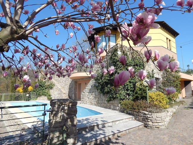 Villa Mirtilla - Gromlongo - 別荘