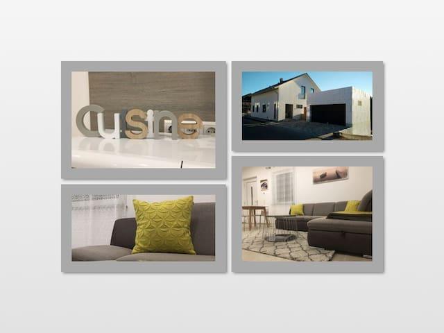 Business Suite Weissach (Nahe Porsche) - Weissach - Wohnung