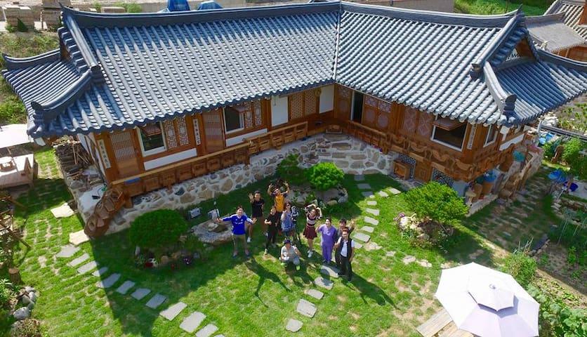 고품격 한옥펜션 우산정사 - 단양한옥마을 - Gagok-myeon, Danyang-gun