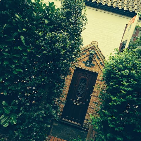 Gorgeous cottage on the outskirts Nottingham city - Radcliffe on Trent - Casa