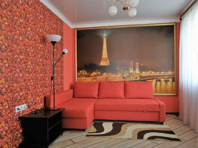 Уютный комфортный дом для отдыха. - Krasnodar - Casa