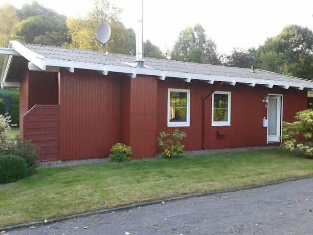 Gemütliches Ferienhaus mit Sauna - Otterndorf - 一軒家