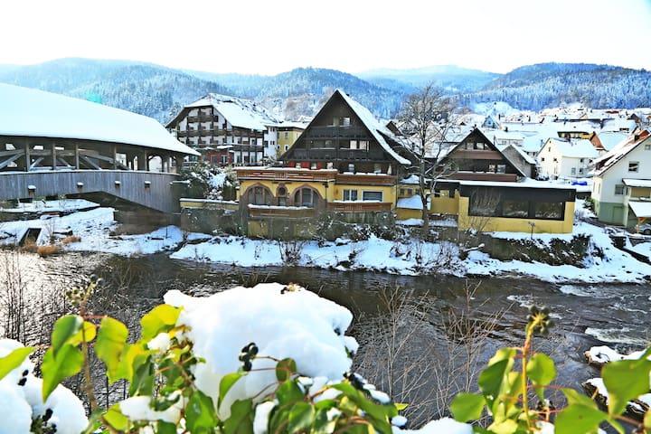 Arthotel Das Waldhaus - Forbach - Oda + Kahvaltı