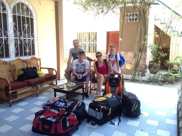 Mi casa es tu casa-room - Iquitos