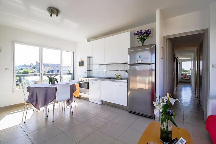 Appartement vue mer - Roscoff - Apartamento