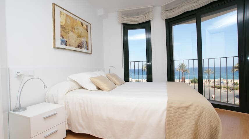 Fantastic & centric apartment in front of the sea - Blanes - Apartament