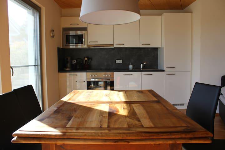 Ferienwohnung Alpenblick - Weilheim - Apartamento