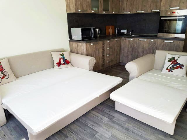 Cozy One Bedroom Apartment in Iglika Complex - Borovets - Appartement