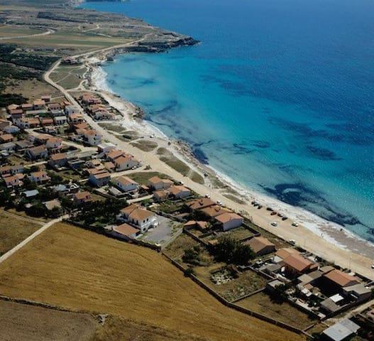 Flamingo Country house Land and Sea - San Vero Milis - Hus