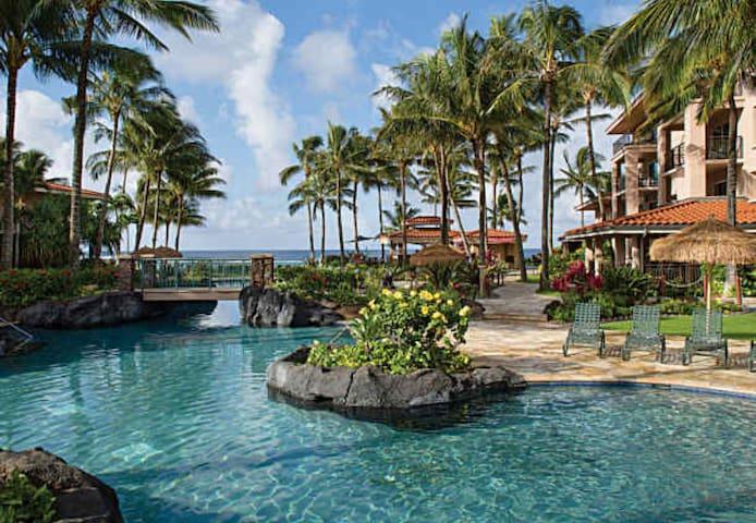 Marriott Kauai 2bdr Ocean View - Koloa - Casa de camp