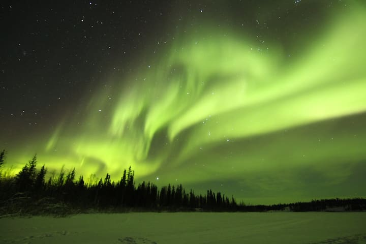 Northern Star Aurora Experience - Yellowknife - Гестхаус