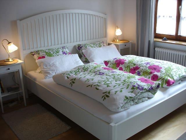 Private apt in renovated farmhouse. - Illmensee