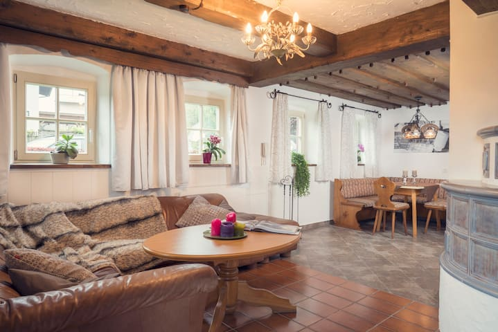 Schwalbennest Appartement - Angerberg - Daire