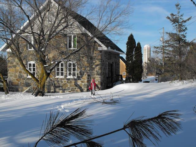 The farm house - Saint-Jean-Port-Joli - Rumah