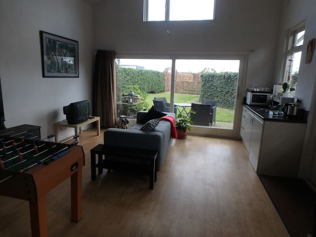 Rural gardenhouse with much privacy - Tilburg - Kulübe
