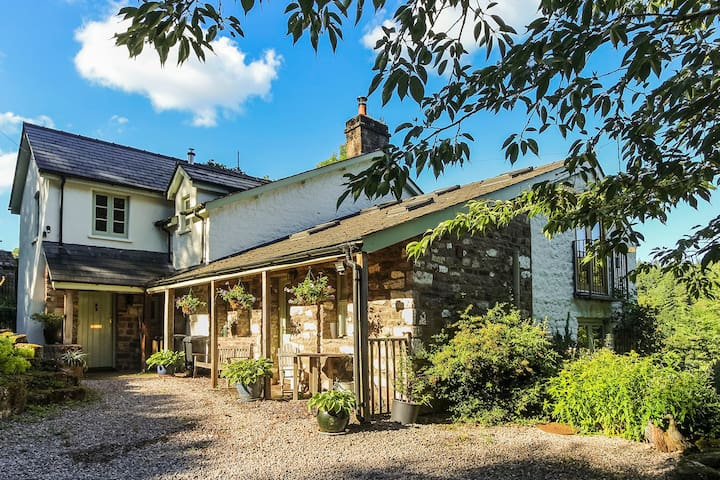 Wye Valley Country Cottage, Penallt - Penallt - Bed & Breakfast