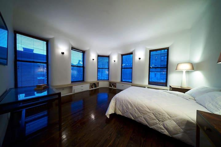 Beautiful Sunlit Retreat - Nueva York - Loft