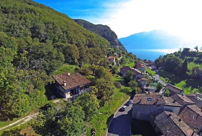 La Casa del relax a Gargnano - Gargnano - Villa