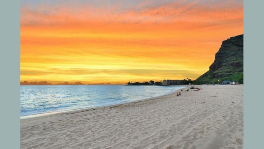 Makaha Two Bedroom Oceanview Paradise!! - Waianae