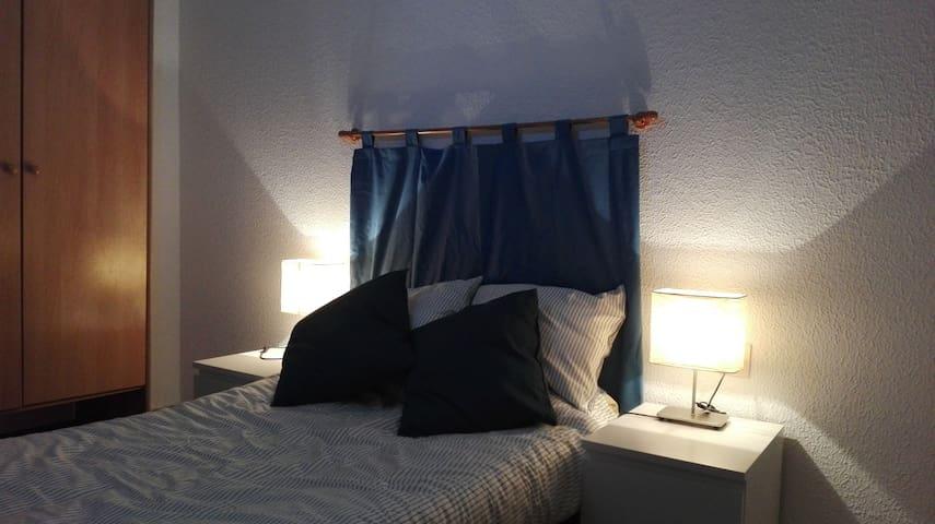 Se alquilan tres habitaciones privadas n2 - Bilbao - Lägenhet