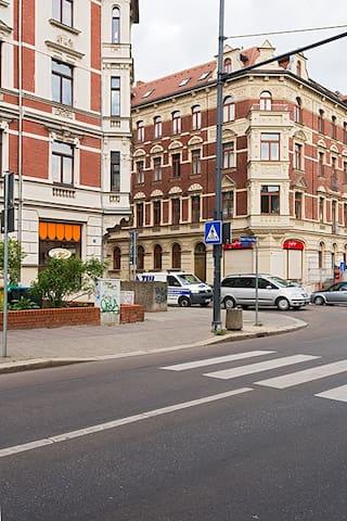 In der Altstadt am Dom - Halle (Saale) - アパート