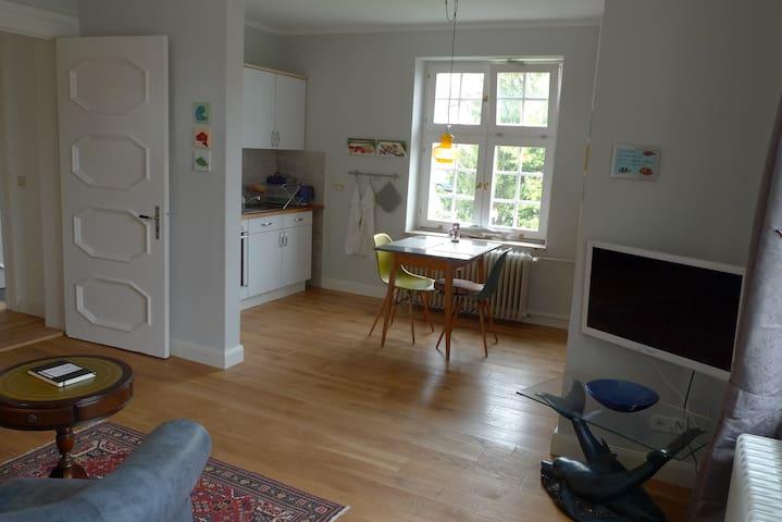 trash de luxe - Fisch - Schleswig - Appartement