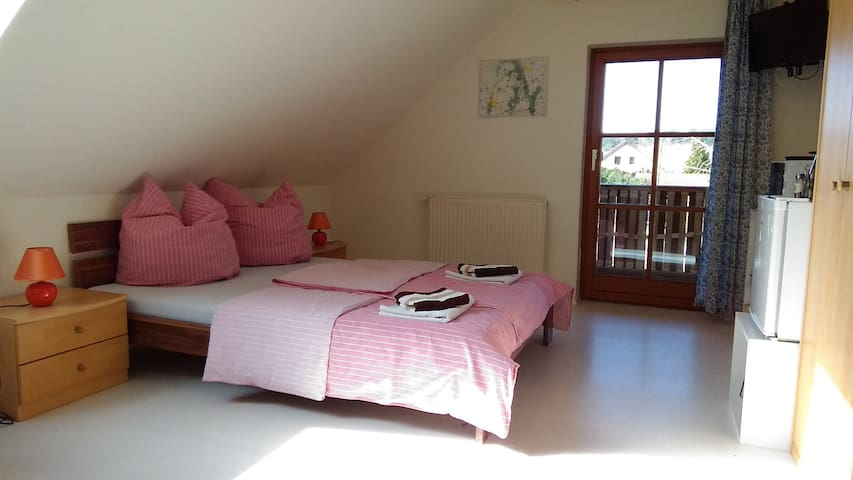 "Double room ""Sylva"" at cottage ""Altjessen 57"" - Pirna"