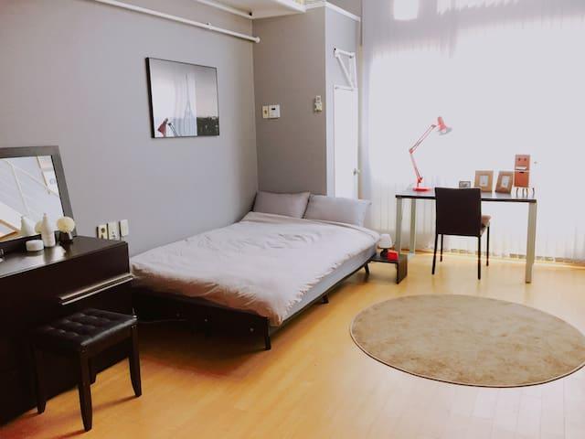 Like@home, COEX 5min. Private bath (1 or 2) - 서울특별시 - Appartement