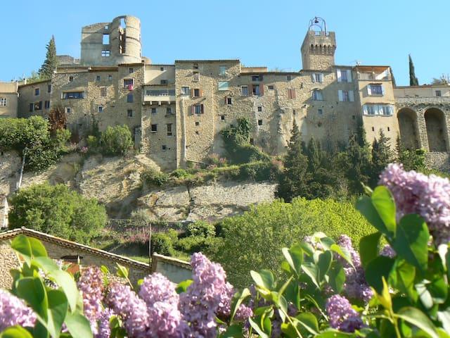 Prendre soin de soi - Montbrun-les-Bains - Lägenhet