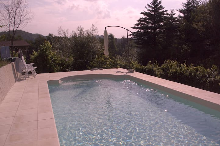 HISTORIC VILLA 300M2 WITH SWIM POOL&IDRO IN VINERY - Premaor - Villa