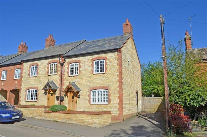 The Pitstop, Abthorpe - Northamptonshire - Casa