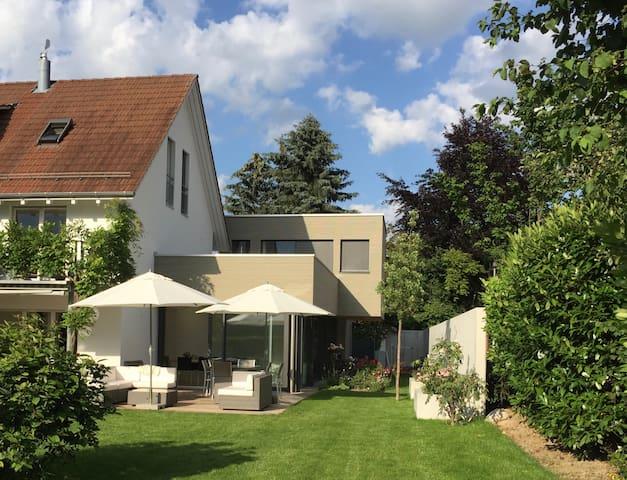 Modern wohnen im Grünen - Rafz - Casa de huéspedes