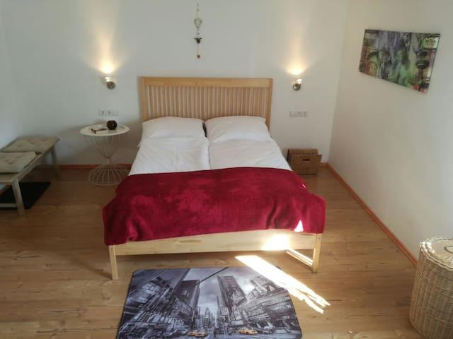 gemütliches 65 qm Haus in Espenau bei Kassel - Espenau - Ev