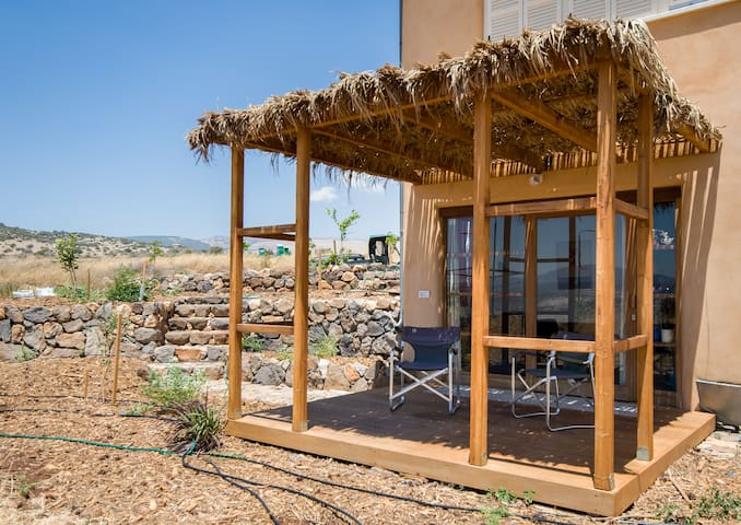 Charming living unit near  kineret - חוקוק - Casa