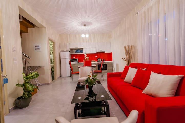 ALL SAINTS VILLAS-VILLA - Thesprotia - Apartamento