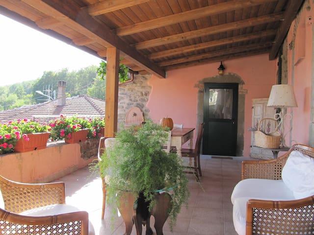 Stanza Privata in Affascinante casa Toscana - Costamala - House